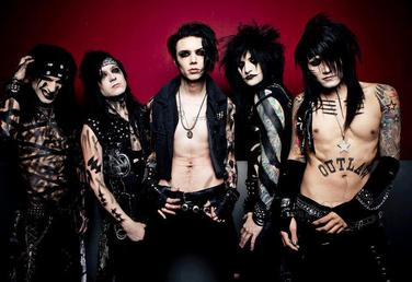 Black Veil Brides Have Finally Finished Their Highly