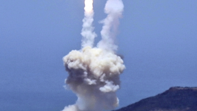 US starts first test of key defense against ICBM attack