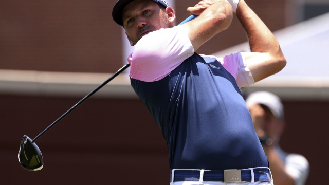 Kisner outlasts Spieth, Rahm, O'Hair to win at Colonial