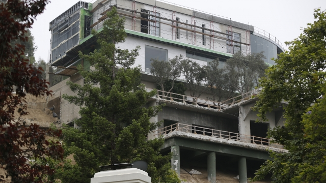 Developer pleads no contest to skirting rules for mansion