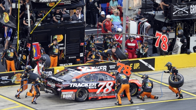 Dillon wins Coca-Cola 600 in for first NASCAR Cup victory