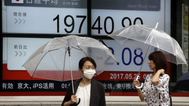 Asia report: Markets higher as traders focus on Fed, oil""
