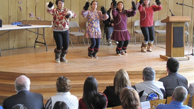 Native Alaskans honored for protecting Alaska during WWII