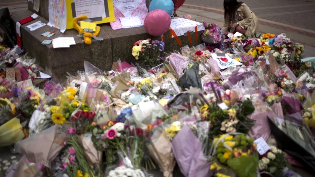Nine more victims of Manchester bomb attack are identified