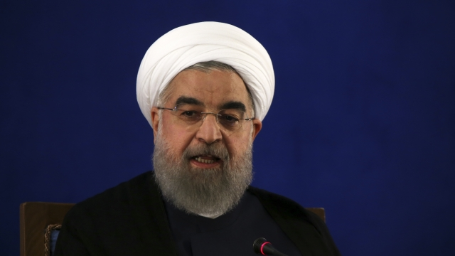 Rouhani says Iran