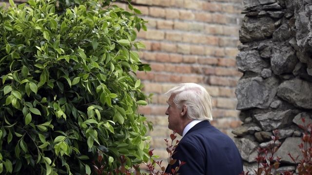 The Latest: Germany not a fan of US bilateral deals idea
