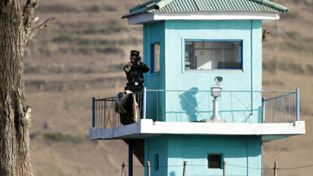 S.Korea military suspects object crossing border was N.Korean balloon