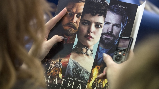 4 detained in probe linked to film on Russian czar's affair