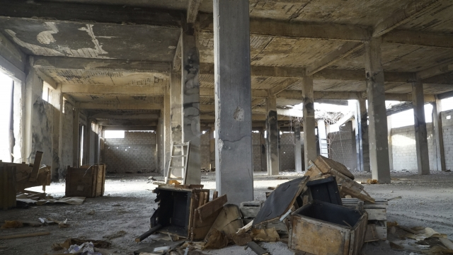 Aided by Russia, Syrian forces consolidate military gains