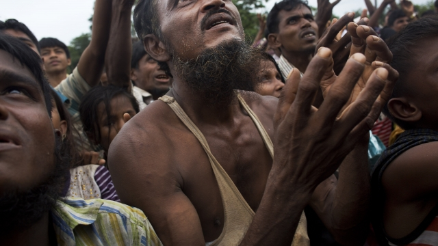 Three Rohingya refugees killed in explosion near Myanmar-Bangladesh border