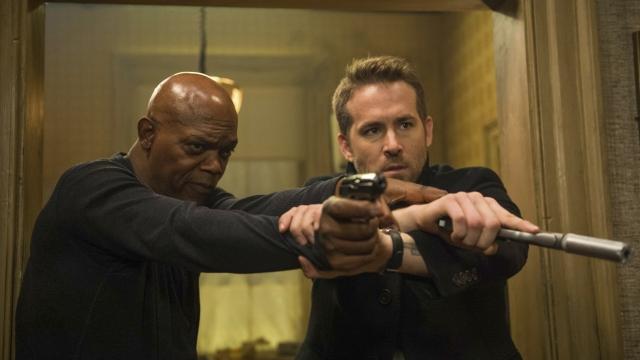 Box Office Top 20: 'Hitman's Bodyguard' wins slow Labor Day