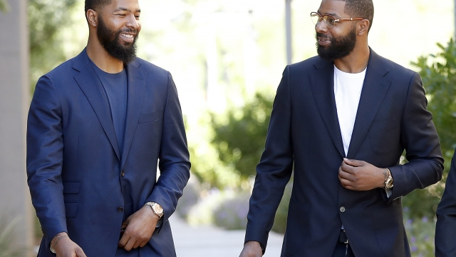 Closing arguments set for NBA players' assault trial