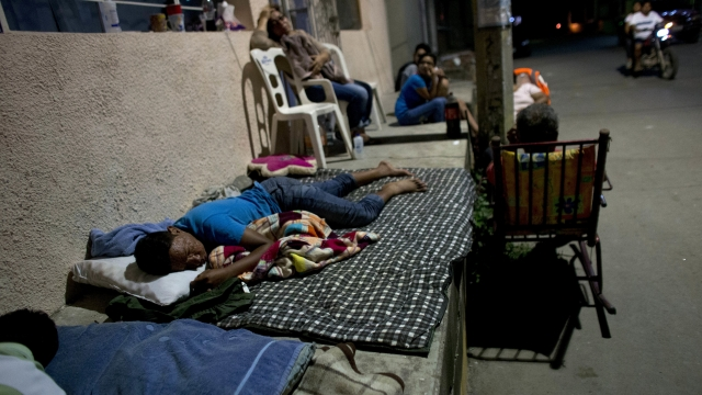 Deadly quake, Hurricane Katia a one-two punch for Mexico