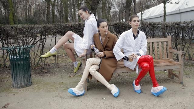 French fashion giants ban ultra-skinny models