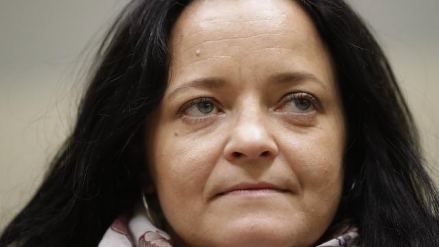 German prosecutors seek life in neo-Nazi murder case