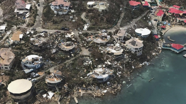 Irma's victims in the Caribbean brace for another hurricane