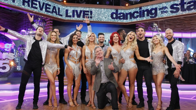 Lacheys, Debbie Gibson lead 'Dancing with the Stars' cast