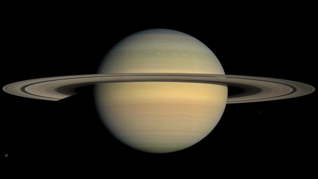 NASA's Cassini spacecraft burns up in skies over Saturn