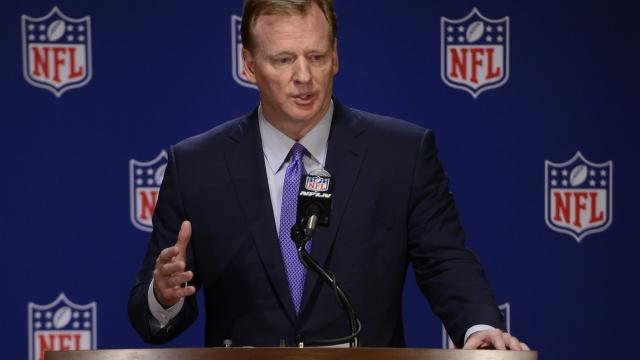 NFL seeks dismissal of Elliott's challenge to 6-game ban