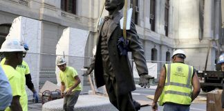 Philadelphia to honor black activist with City Hall statue