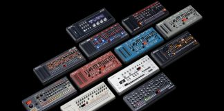 Roland re-releases the 808; creates new boutique line