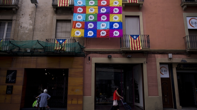 Spain already is another country for many in Catalonia