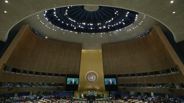 The Latest: Calls for reform of UN rights body