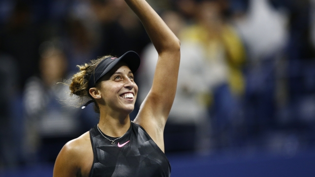 The Latest: Serena tweets congratulations to Keys, Stephens