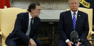The Latest: Trump says US-Spain allies against terrorism