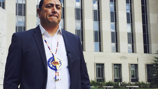 Tribal head who led Dakota Access pipeline fight voted out