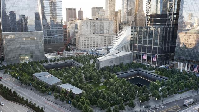 US commemorates 9/11; ceremony begins at ground zero
