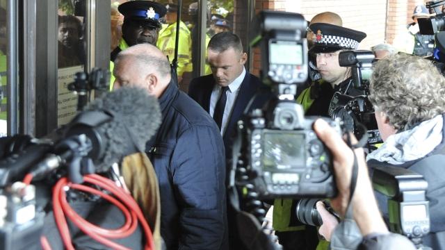 Wayne Rooney pleads guilty to drunk driving