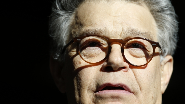 As Franken's support collapses, Democrats expect resignation