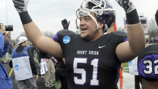 Division III Player of Year Kasper leads AP All-America Team