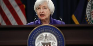 Fed rate increase is 3rd this year; foresees 3 more in 2018