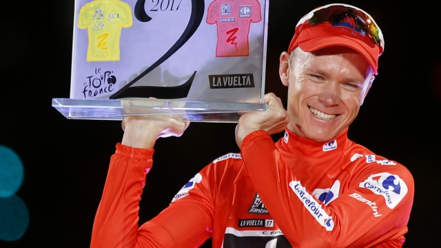 Froome found to have double the legal limit of asthma drug