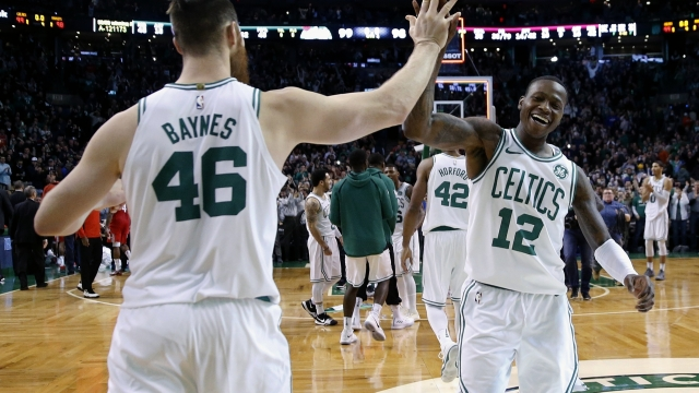 Irving scores 26, Celts rally from 26 to beat Houston 99-98