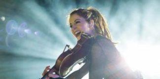 "Lindsey Stirling's ""sterling"" new Christmas album"
