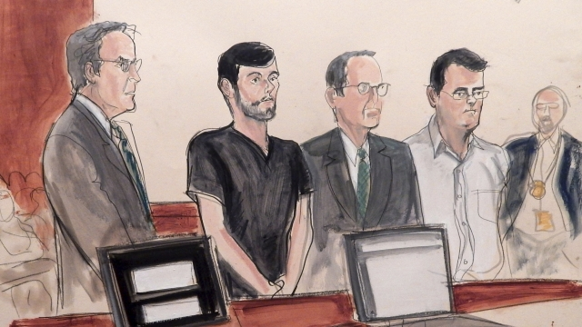 Ex-lawyer for 'Pharma Bro' Martin Shkreli convicted of aiding fraud scheme