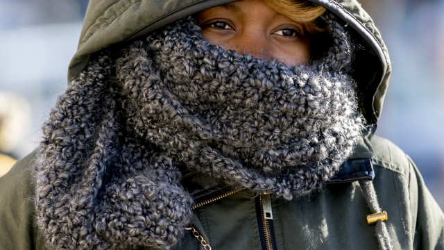 People urged to help vulnerable neighbors during deep freeze