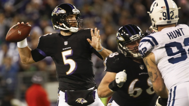 Ravens beat Colts 23-16 to edge closer to playoff berth