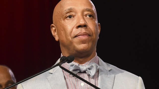 Report: 3 women accuse music mogul Russell Simmons of rape