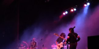 Spoon plays a packed house for Rock to Read Benefit