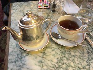 Angelina's Teapot