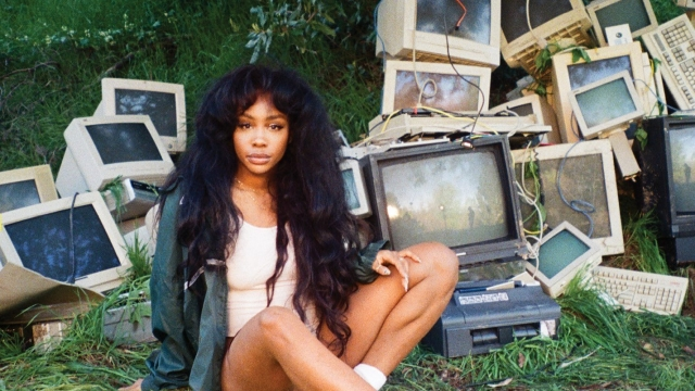 The Associated Press names SZA's 'Ctrl' album of the year