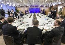 The Latest: EU clears way to second round of Brexit talks