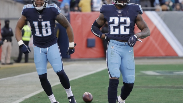 Titans beat Jaguars 15-10, end playoff drought with AFC spot