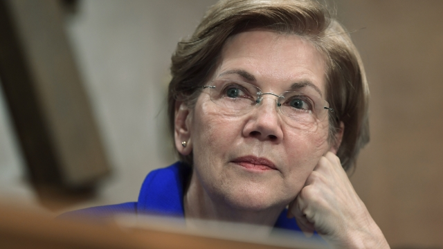 US Sen. Elizabeth Warren gets 2nd turn as comic book hero