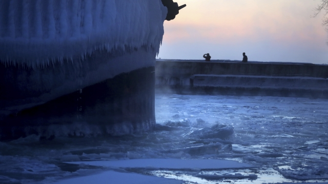 2018 starts with record cold in parts of the Midwest