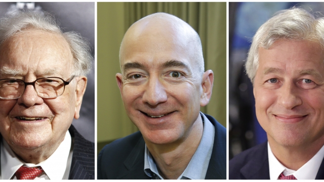 "Amazon, Buffett, JPMorgan tackle US health care ""tapeworm"""